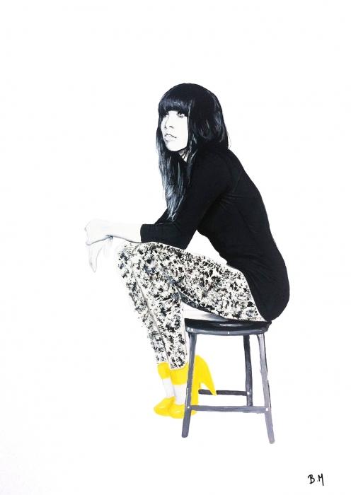 Carly Rae Jepsen par dizisdee